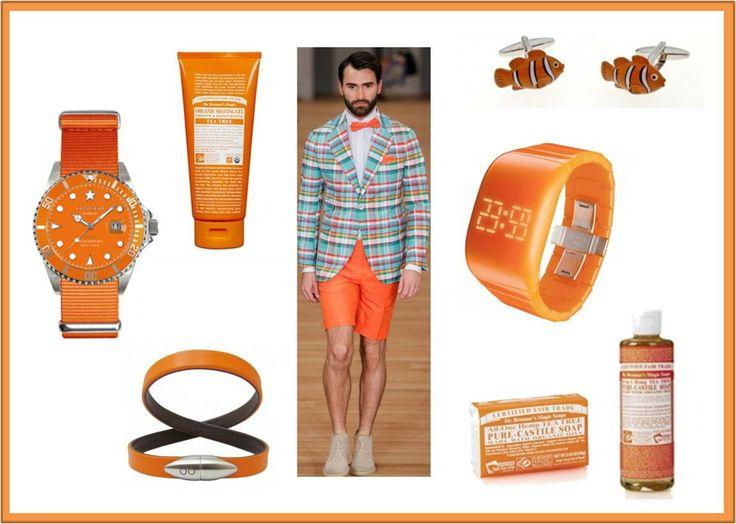 Look naranja para hombre compuesto por: http://www.tutunca.es/reloj-coleccion-ilumi-odm-naranja http://www.tutunca.es/reloj-naranja-unisex-oxygen-sea-star-40 http://www.tutunca.es/brazalete-de-cuero-italiano-politico-naranja-marron-ben-chimol http://belleza.tutunca.es/pack-arbol-de-te-de-jabones-dr-bronner-basico http://belleza.tutunca.es/gel-afeitado-hombre-ecologico-arbol-de-te-dr-bronner http://www.tutunca.es/gemelos-ox-para-camisa-pez-payaso-esmaltados