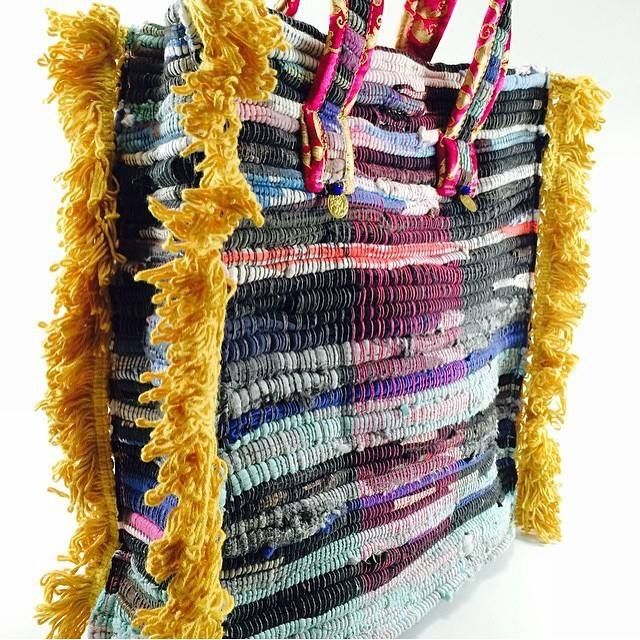 Kooreloo is a distinguishable brand of unique handbags and more. It was born out of artist Lila Karagianni's realization thatEuropean chic and the Mediterranean tradition invited for anunforced, if not natural, combination. Each creation blends together the idiosyncratic modern personality of the artist with local materials that come directly from the glorious heritage of Greece. Traditional weave, semiprecious stones, luxurious, one-of-a-kind fabrics. These bags are handcrafted with…
