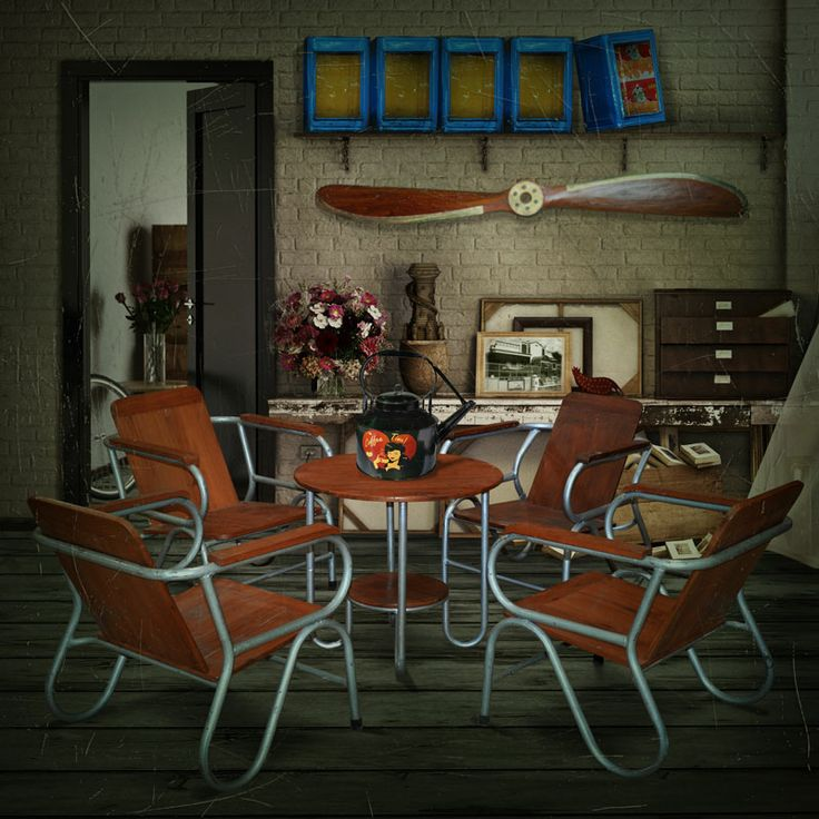 Our collection vintage and retro products