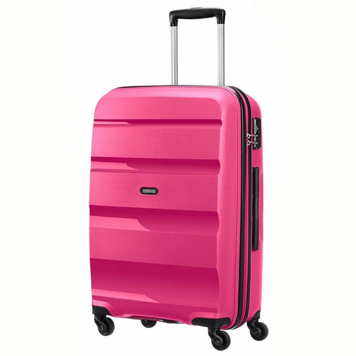 Tolle koffer pink