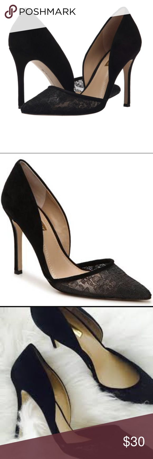 BCBGeneration Tori Pump The Tori is a classic two-piece pump, pointed toe lave style adds sophistication to any look. BCBGeneration Shoes Heels