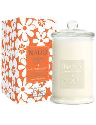 Bought a couple of these candles recently & they're really good! (natio candles - Google Search)