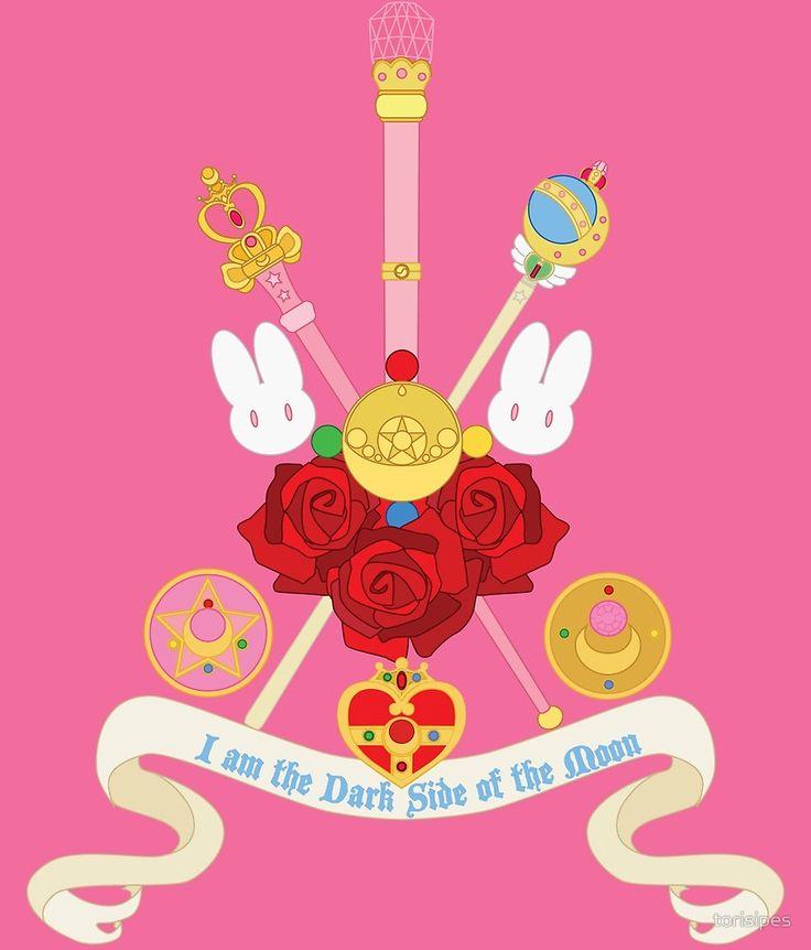 «Sailor Moon Banner» de torisipes | Redbubble
