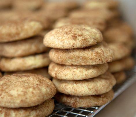 Snickerdoodles - Lion House Recipe