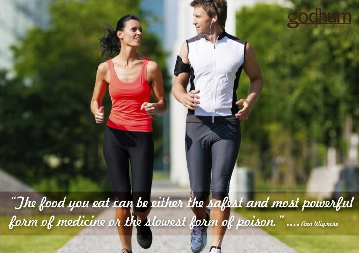 """Here is our thought for the day; """"The food you eat can be either the safest and most powerful form of medicine or the slowest form of poison."""" ― Ann Wigmore Do you agree ? #quoteoftheday #thoughtoftheday #foodforthought"""