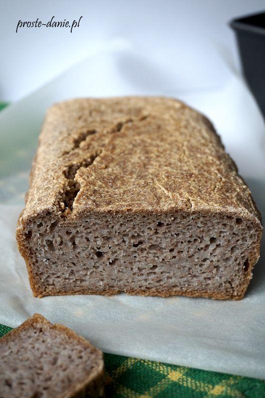 Chleb gryczany bez drożdży - Proste Danie