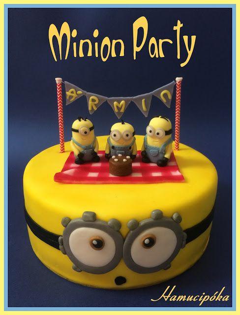 Hamucipóka: Minion Party time