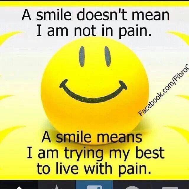 Chronic illness & pain