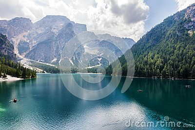 Lago di Braies - Lake of Braies - Dolomiti