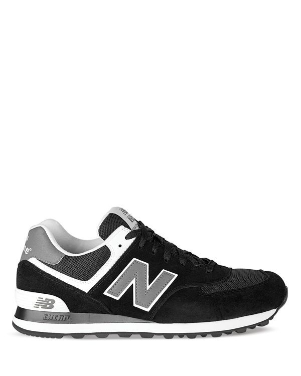 new balance 574 rubber sole