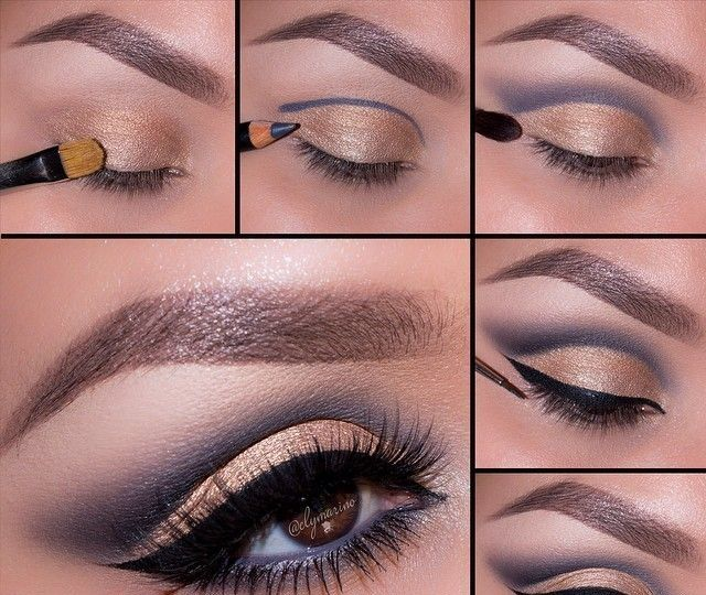 Step-by-Step Guide to a Perfect Cut Crease Look