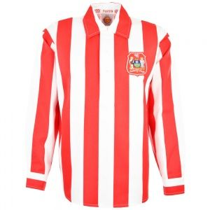Sheffield United 1925 FA Cup Final Retro Football Shirt