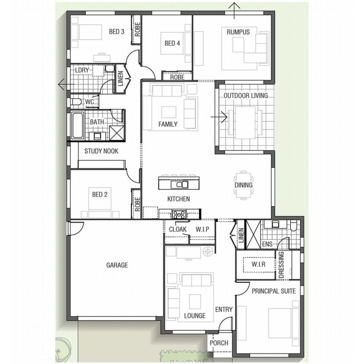 21 best australian floor plan images on pinterest