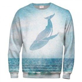 AIR WHALE Sweatshirt