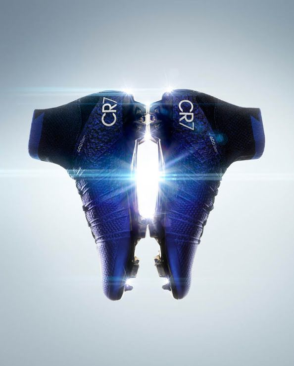 Blue Nike Mercurial Superfly Cristiano Ronaldo 2016 Natural Diamond Boots Released - Footy Headlines