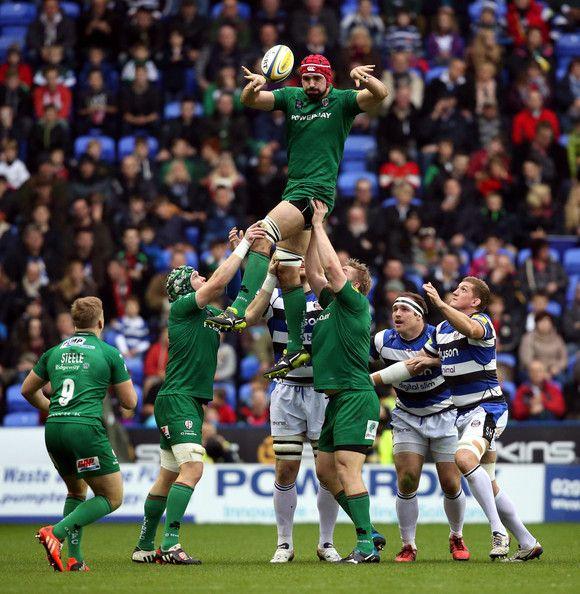 London Irish v Bath Rugby - Aviva Premiership