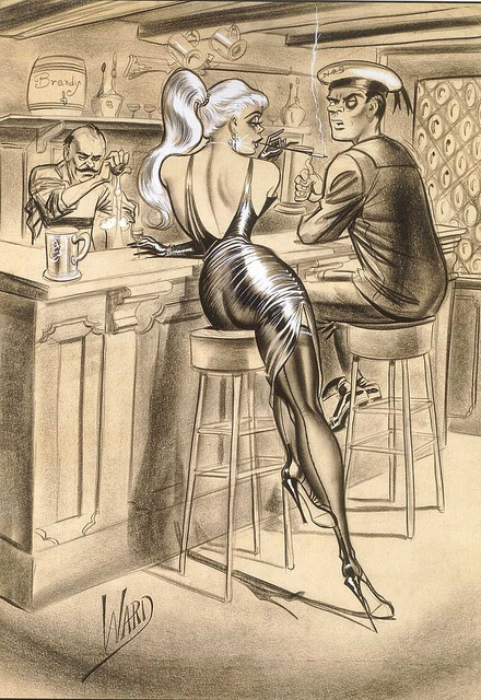 60 Best Artistbill Ward Images On Pinterest  Bill Ward -7357