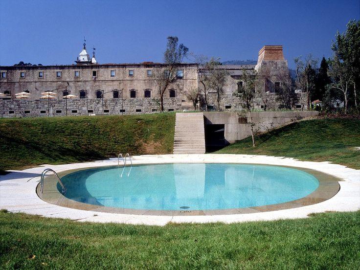 Galeria de Reconversão do Convento de Santa Maria do Bouro numa pousada / Eduardo Souto de Moura + Humberto Vieira - 8