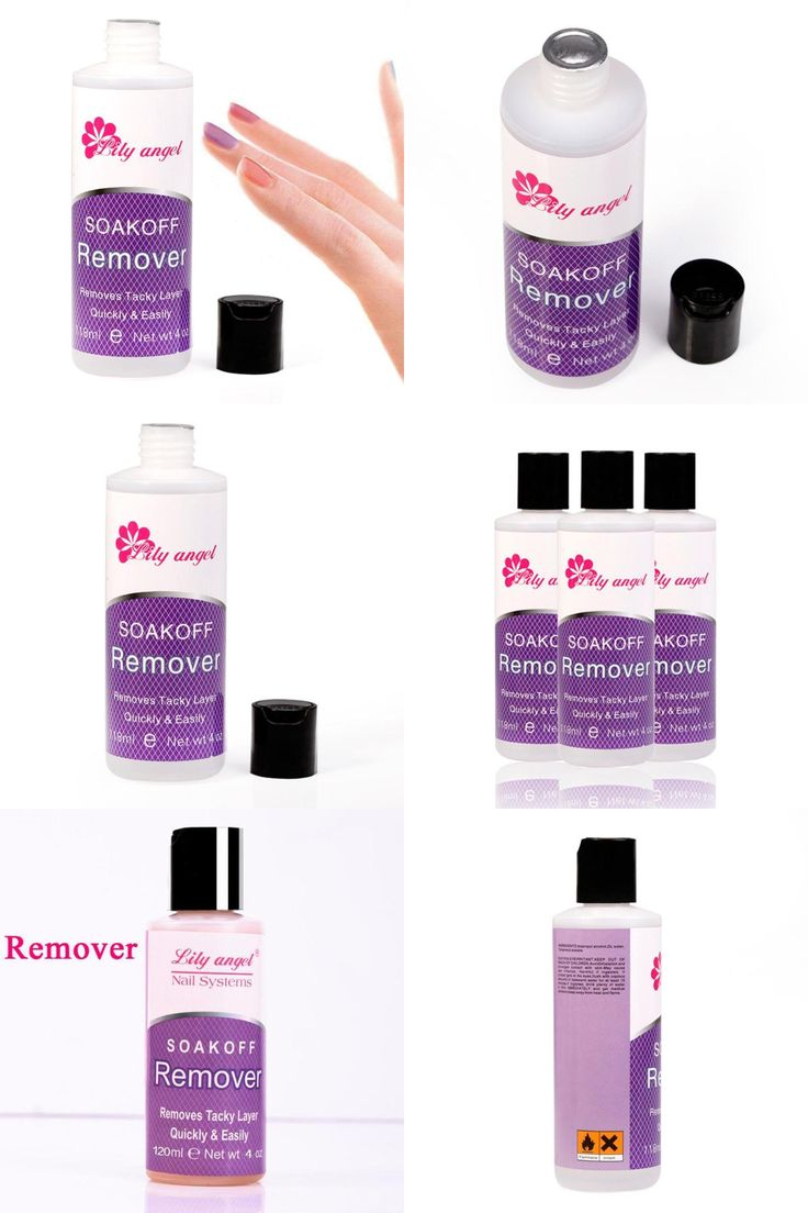 [Visit to Buy] 1Pc Nail Polish Remover Liquid Nail Art Gel Polish Remover Acrylic Liquid Nail Polish Remover Tools Quickly Easily YE1-5 #Advertisement