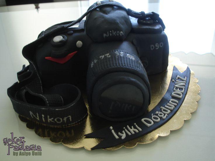 NİKON D90 Pasta