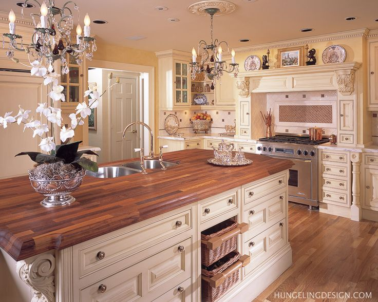 Luxury British kitchen company, Clive Christian, transforms this suburban  Atlanta residence with the famous