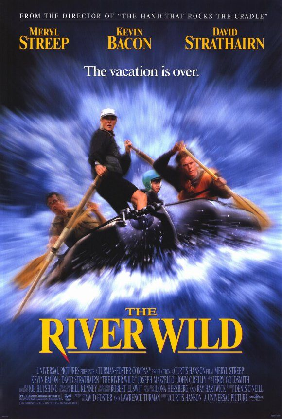 The River Wild is supposed to be an adventure crime-thriller film. Description from forums.wrestlezone.com. I searched for this on bing.com/images