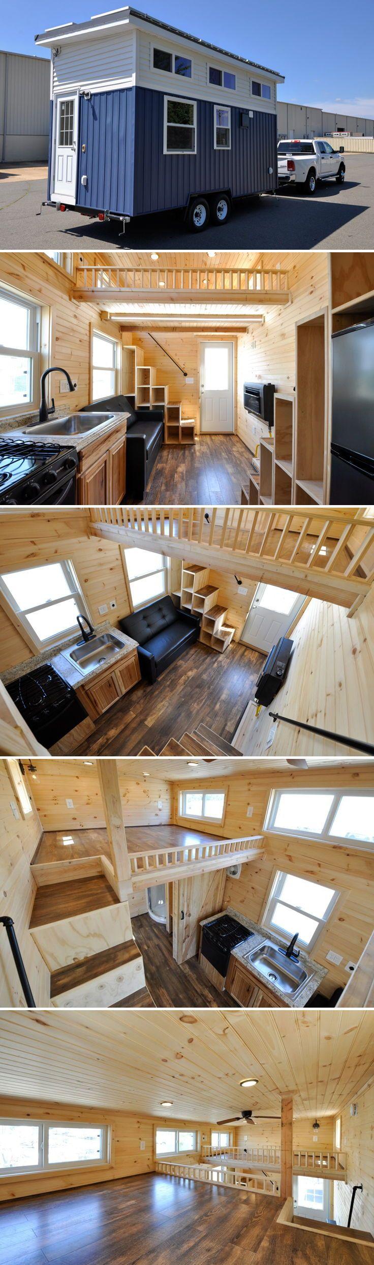 Hamlin by Tiny House Building Company