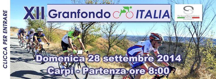 #GranfondoItalia e #Mediafondo gara di #ciclismo a carpi #PersonalTrainerBologna #fitness #wellness #sport