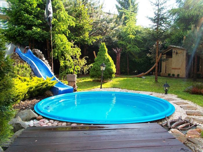 1001 Ideas For Charming Small Backyard Pool Ideas With Images