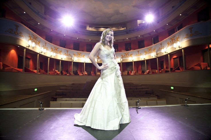 Fancy an unique wedding? Come to the Theatre Royal. Visit our website for more details www.theatreroyal.org