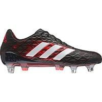 adidas Kakari Light SG Rugby Boots - CBLACK/CORRED