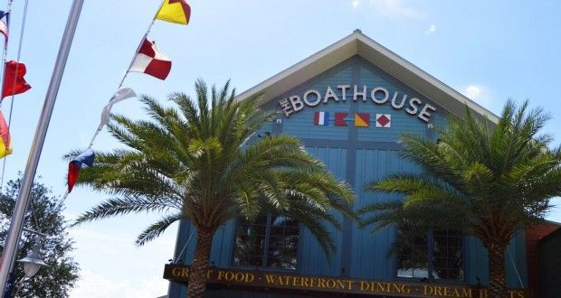 5 Things You Will Love About The Boathouse in Disney Springs - Disney Dining Information