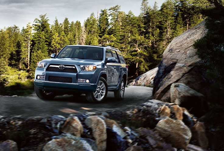 Toyota Forerunner 2012 - dream car!!