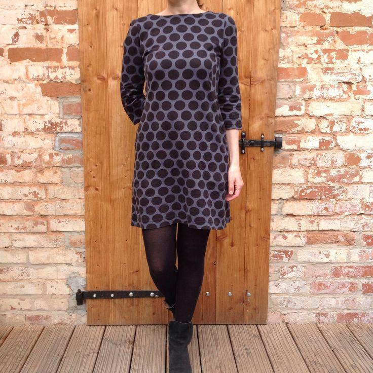 Burda Dress 107 9/2012