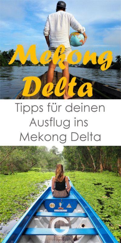Reisebericht Mekong Delta, mit allen Infos und Tipps für die perfekte Reise ins Mekong Delta