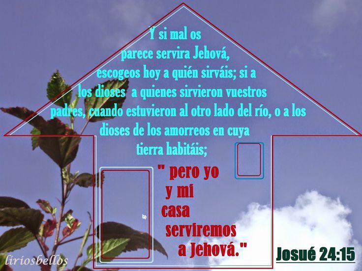 Frases De Matrimonio Biblia : Compartamos la palabra de dios pero yo y mi casa