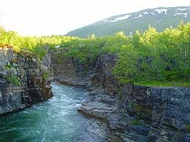 Nationaal park Abisko (Zweden)