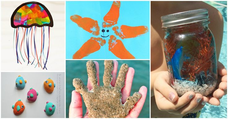 25+ Unique Beach Themed Crafts Ideas On Pinterest