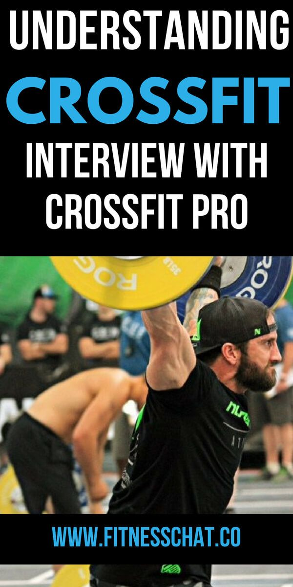 guide to crossfit for beginners and interview with crossfit pro daa4b7891