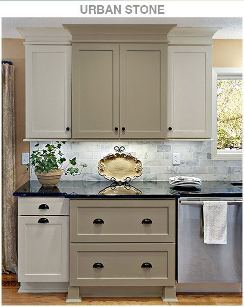 Kitchen Cabinet Paint Samples