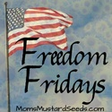 Freedom Friday Free Lessons:  Week Six:  One Nation Under God: Homeschool Kids, 12 Week