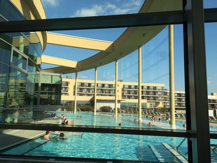 Spa in Austria, Laa and St.Martins Therme