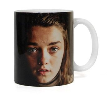 Arya Stark taza ceramica -  game of thrones - 12,95€