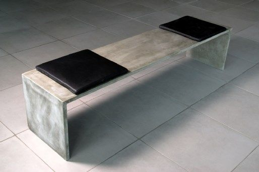 Møbler - Fiberbeton