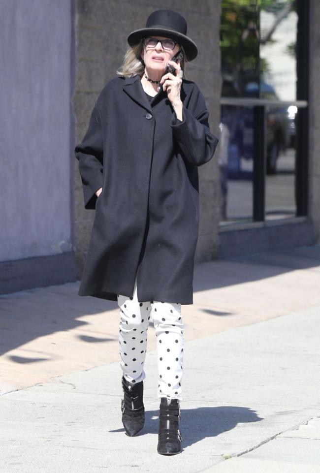 Diane Keaton es la mujer de referencia cuando se trata de estilo en la edad madura. Sigue su estela creada por Annie Hall