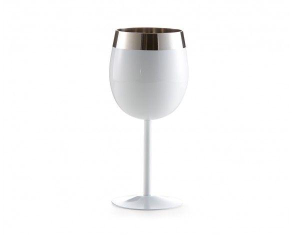 WHITE ICE WINE GLASS