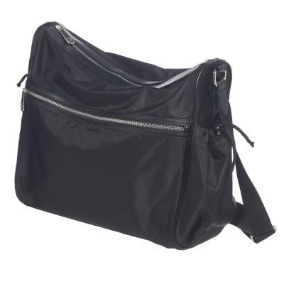 The iCandy Lifestyle Charlie is the perfect changing bag for your iCandy pram. The bag provides a roomy interior, and handy zip storage compartments.  http://www.kidsstore.co.uk/webshop/prams-buggies-car-seats/icandy/icandy-accessories/icandy-lifestyle-changing-bag-charlie-black/