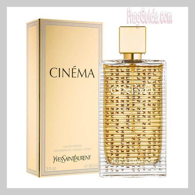 عطر سينما Cinema للنساء من إيف سان لوران Yves Saint Laurent أنت نجمة في سماء هوليوود Perfume Bottles Perfume Fragrance