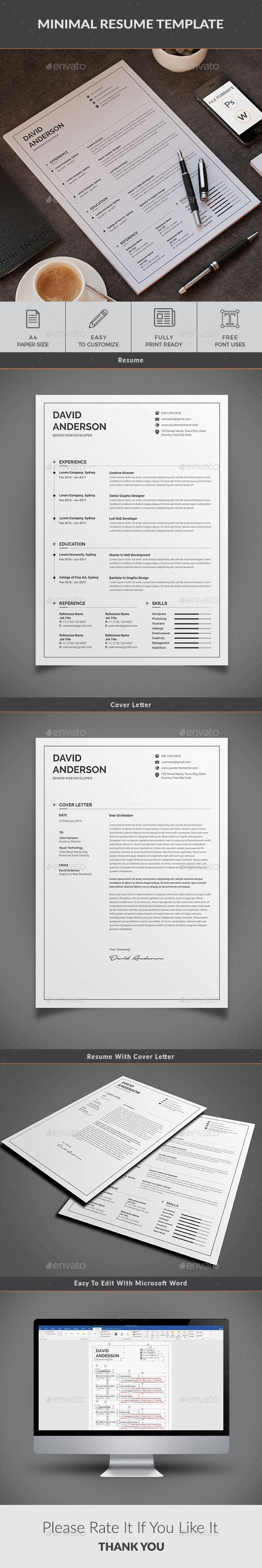 107 best Most Professional Resume Templates images on Pinterest ...