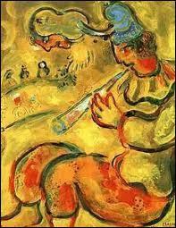 Marc Chagall, le triomphe de la musique, à la Philharmonie de Paris